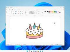 Windows 11 Yeni Paint
