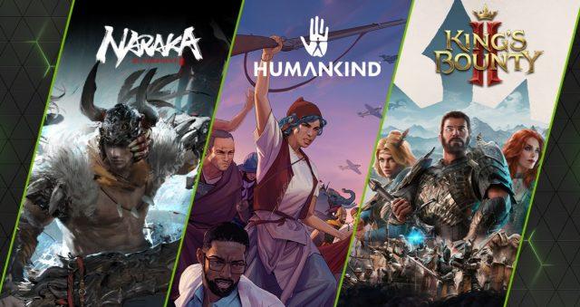 GeForce NOW Ağustos oyunları