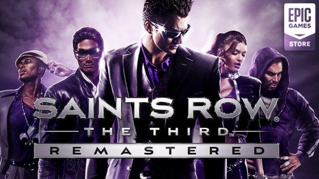 Saints Row: The Third Remastered Ücretsiz