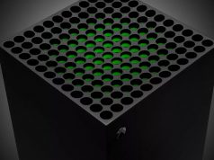 Xbox Series X Arayüzü