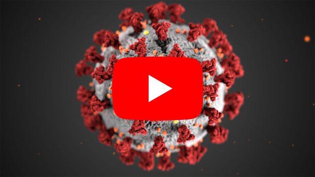 YouTube Koronavirüs