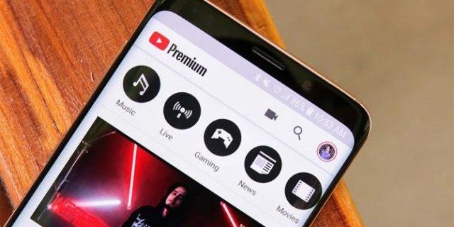 YouTube Premium Lite test ediliyor