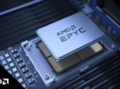 AMD EPYC Milan Sunucu İşlemci CPU