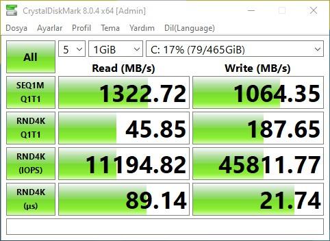 Game Garaj Slayer 7XL-3060 Crucial P2 SSD