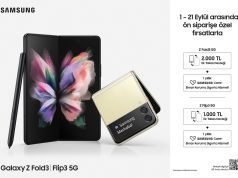Galaxy Z Fold3 ve Z Flip3 Ön Satış