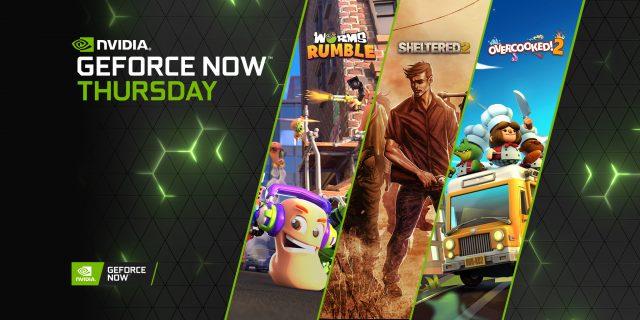 GeForce NOW Kütüphanesine Bu Hafta 12 Yeni Oyun Dahil Oluyor