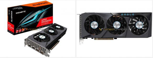 Tarjeta gráfica Gigabyte Eagle Radeon RX 6600