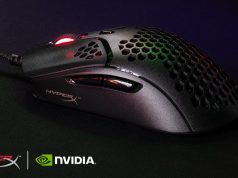 HyperX Pulsefire Haste NVIDIA Reflex