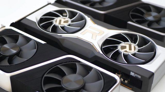 Nvidia ve AMD Ekran Kartı RTX 30-RX 6000 GPU