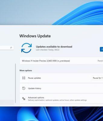 Windows 11 Güncelleme Update