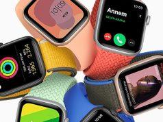 Apple Watch 7 Üretimi