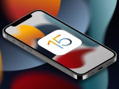 iOS 15 Depolama Alanı