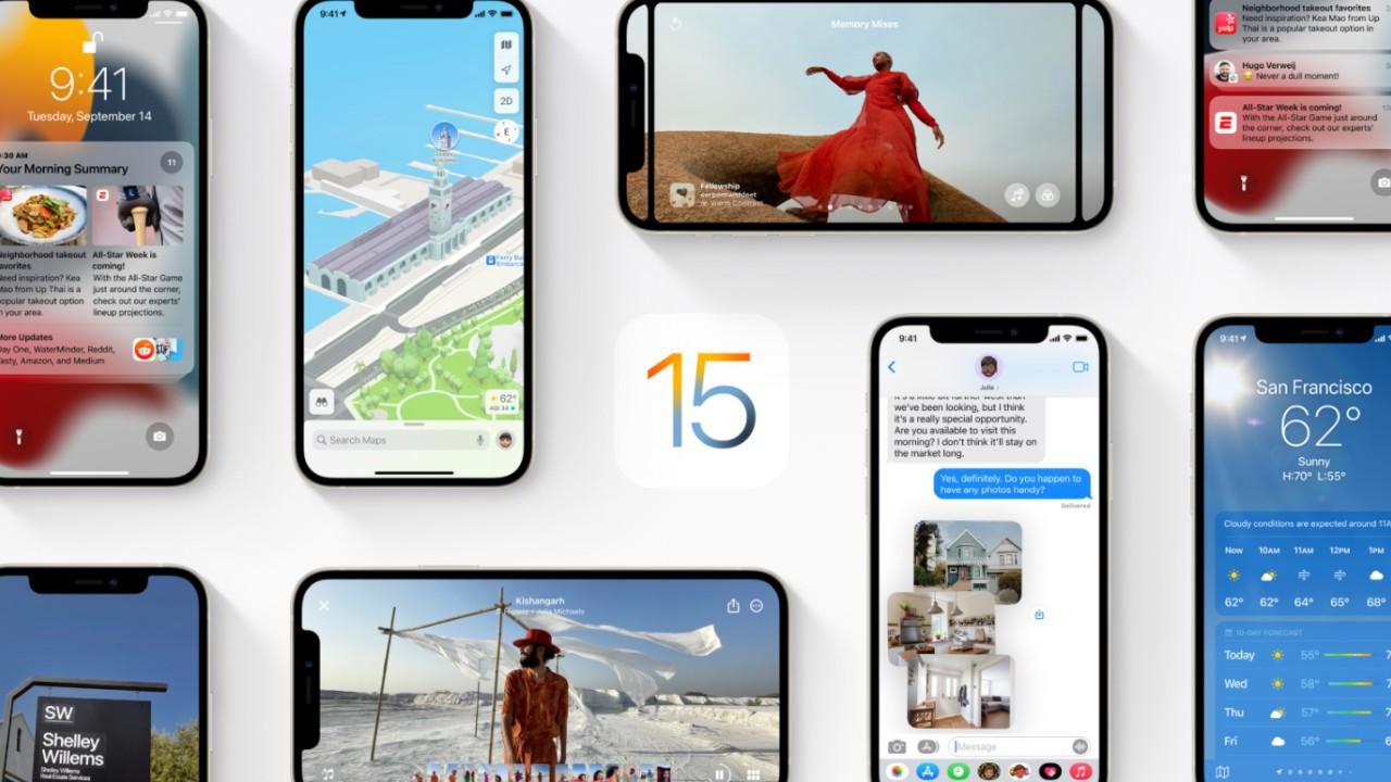 iOS 15 Nasıl İndirilir