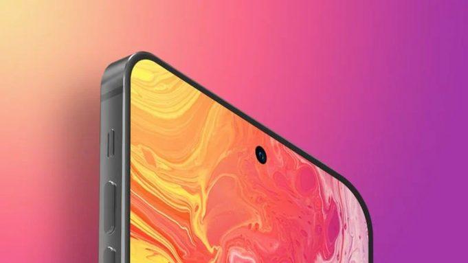 iPhone 14 Pro Nokta Çentikli Ekran