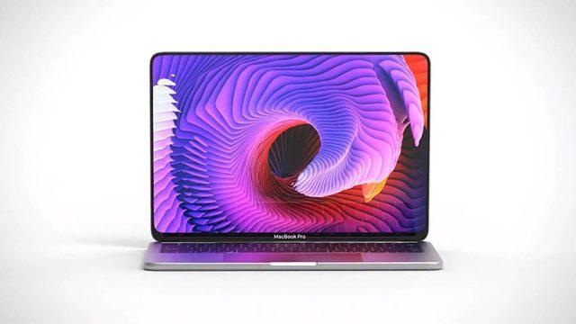 M1X MacBook Pro Yüksek Ekran Çözünürlüğü