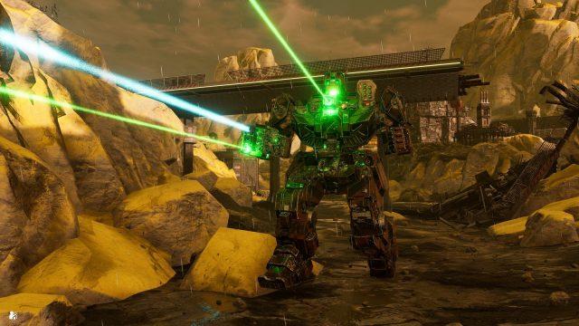 MechWarrior 5: Mercenaries Çıkış Tarihi