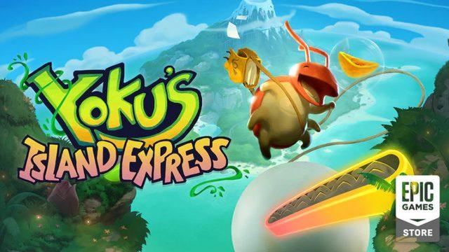 Yoku's Island Express ücretsiz