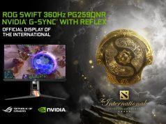 ASUS ROG Swift 360 Hz PG259QNR