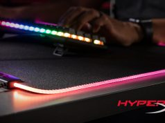 HyperX Pulsefire Mat RGB mouse pad