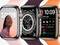 Apple Watch Series 7 satış