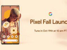 Pixel 6 Lansman