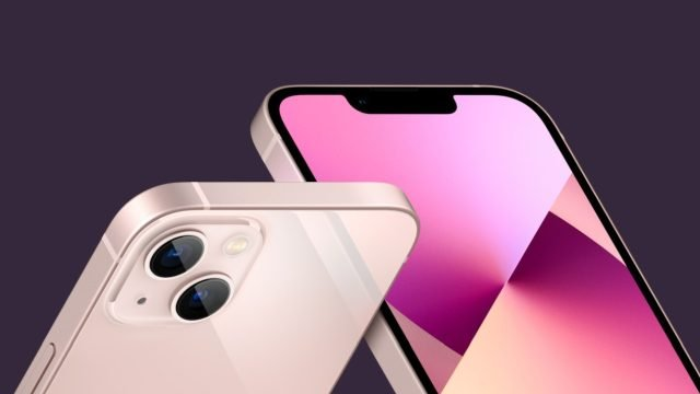 iPhone 13 Dolby Vision